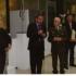"""Aula zgrade gradske uprave - Izložba """"bogatstvo različitosti likovnog i kiparskog stvaranja hrvatskih ratnih veterana 1990.-2009"""", 12.12.2009."""