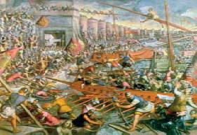 Krizari u Carigradu