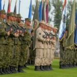 DAN ORUŽANIH SNAGA - Karlovac, svibanj 2010. Obilježena 19. obljetnica Oružanih snaga RH i Dan hrvatske kopnene vojske.
