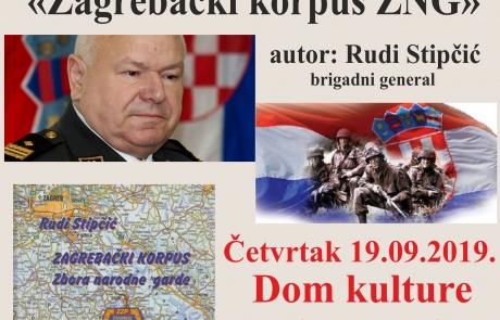 KNJIGA – Zagrebački korpus ZNG