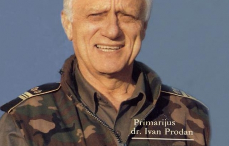 IN MEMORIAM – general dr. IVAN PRODAN, 1937-2013.