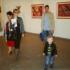 Najmlađi posjetitelj izložbe Mak Štefanec (2 godine)