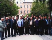 Povijesna skupna fotografija dužnosnika